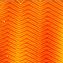 The Herringbone Structure [250×250nm]